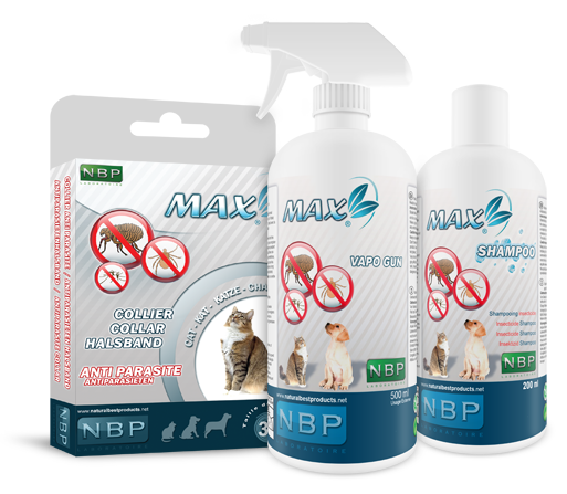 Max Insecticide Range